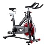 Sunny Health & Fitness Indoor Cycle Trainer – 49 lb. Flywheel (Belt Drive SF-B1002) – Safe choice for daily use!