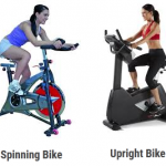 Difference between Spin Bike and Upright Bike