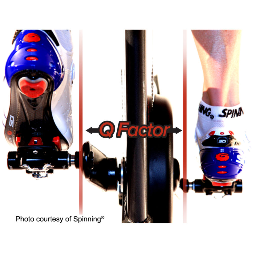 Low Spin Bike Q Factor: Will You Benefit From It?