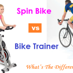 Spin Bikes And Bike Trainers: What's The Difference?