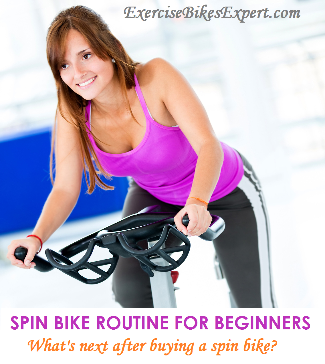 Home Exercise Equipment For Beginners: Spin Bike Routine For Beginners: What's Next After Buying