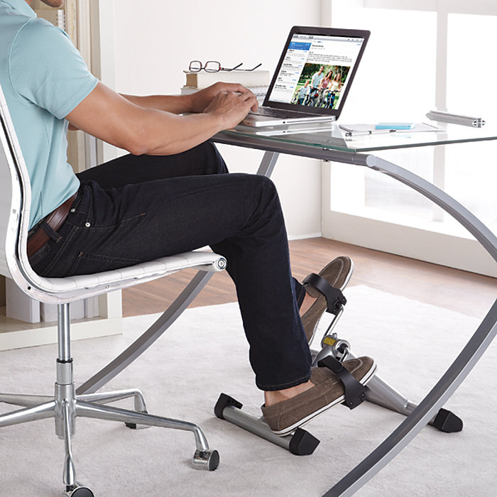 under the desk exercise bikes