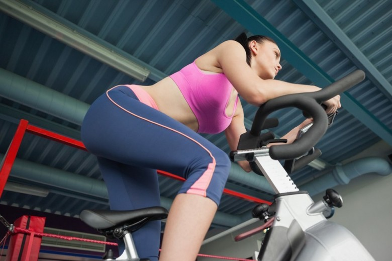 Spinning Build Leg Muscles