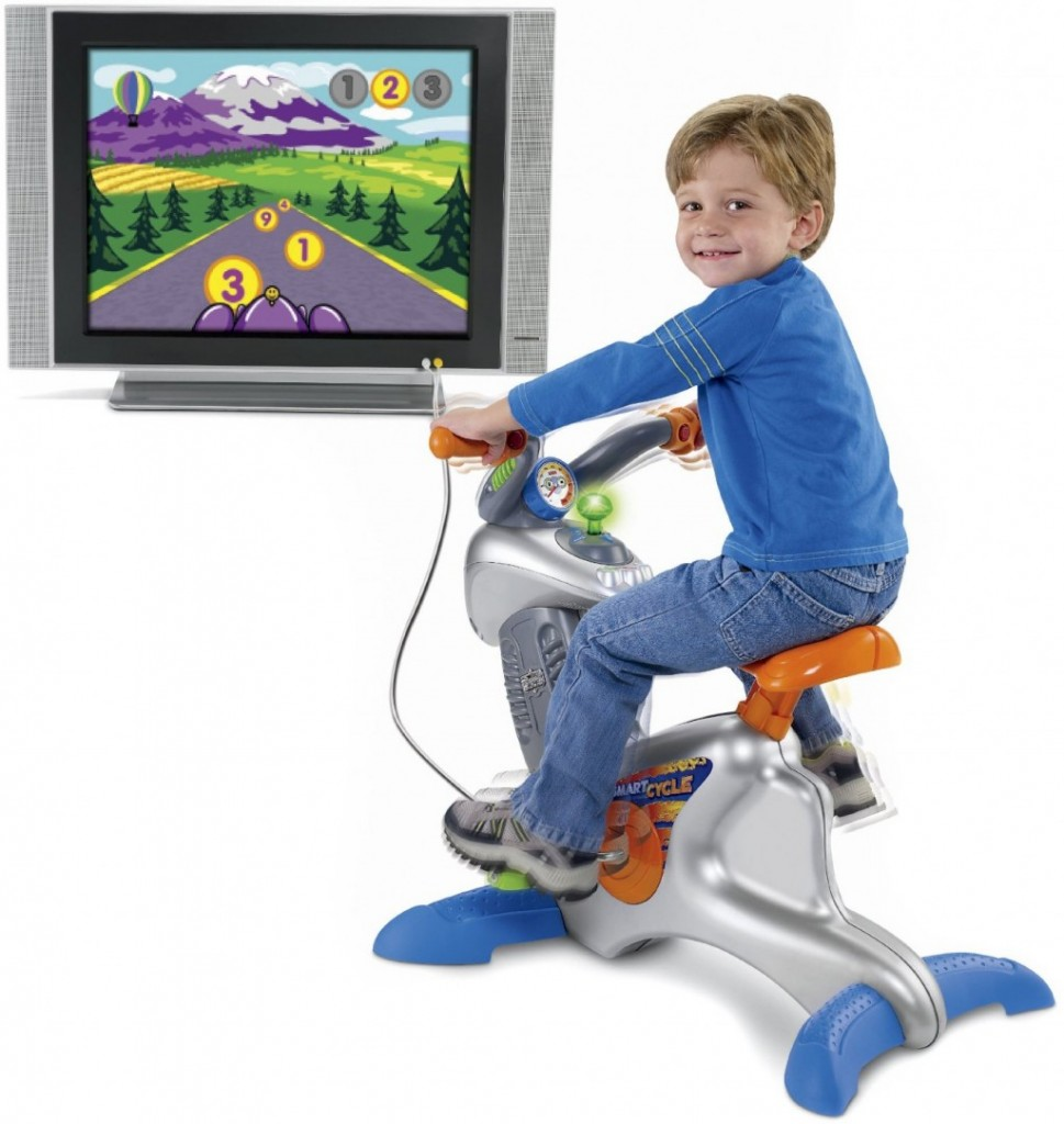 exercise bikes for kids