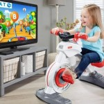 kids exercise bikes