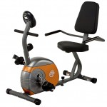 Marcy Recumbent ME-709 Walmart Exercise Bike Review