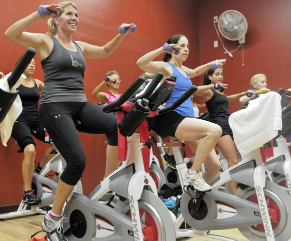 The Complete Guide To Spinning Workout Routines