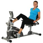 product photo of Exerpeutic 900XL recumbent exercise bike