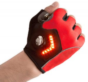 Zackees Award-Winning LED Turn Signal Cycling Gloves